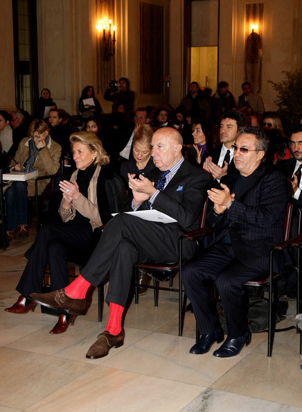 Milan Fashion Week Womenswear: Press Conference
