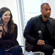 Kendrick Sampson and Samantha Highfill Photos