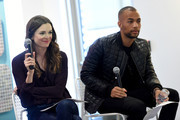 Kendrick Sampson and Samantha Highfill Photos Photo