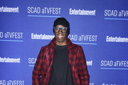 J. Alexander attends the SCAD aTVfest x Entertainment Weekly Party - Elevate At W Atlanta Midtown at Elevate at W Atlanta Midtown on February 29, 2020 in Atlanta, Georgia.