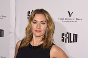 Kate Winslet attends SFFILM's 60th Anniversary Awards Night at Palace of Fine Arts Theatre on December 5, 2017 in San Francisco, California.