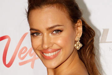 Organic Products and Hair Masks Maintain Irina's Shiny Locks