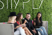 (L-R) Designer Amber Farr, tv personality Audrina Patridge, designer Michael Costello and Vanessa Simmons speak onstage during SIMPLY Los Angeles Fashion + Beauty Conference Powered By NYLON at The Grove on July 15, 2017 in Los Angeles, California.