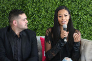 Vanessa Simmons and Michael Costello Photos Photo