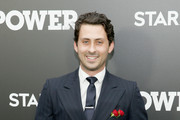 """Actor Andy Bean attends STARZ """"Power"""" New York season three premiere at the SVA Theatre on June 22, 2016 in New York City."""