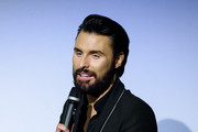 Rylan Clark Hosts a Q&A session at the DVD launch of 'Steps Party On The Dancefloor' at the Everyman Cinema on June 4, 2018 in London, England.