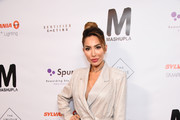 Farrah Abraham attends SYLVANIA SMART+ Presents Mashup LA on November 14, 2019 in Los Angeles, California.