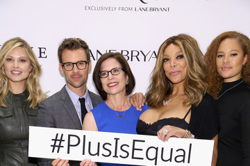 Sabina Karlsson Lane Bryant Launches #PlusIsEqual Campaign