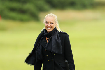 Sabine Lisicki 145th Open Championship - Previews