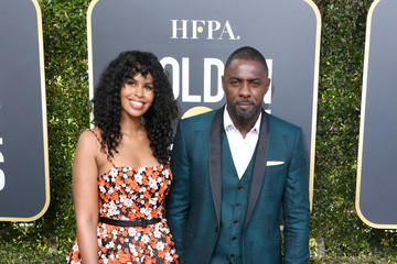 Sabrina Dhowre 76th Annual Golden Globe Awards - Arrivals