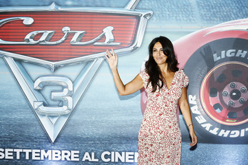 Sabrina Ferilli 'Cars 3' Photocall In Rome