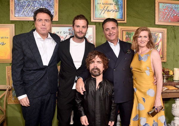 HBO Films' 'My Dinner With Herve' Premiere - Red Carpet