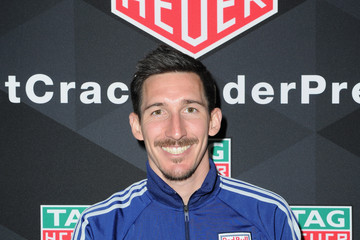Sacha Kljestan MLS Media Week - Day 2