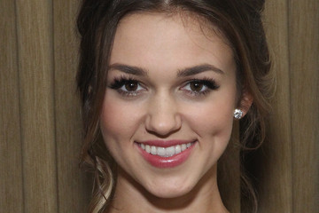 Sadie Robertson Sherri Hill - Front Row - Mercedes-Benz Fashion Week Fall 2015