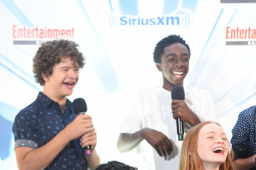 Sadie Sink SiriusXM's Entertainment Weekly Radio Channel Broadcasts From Comic Con 2017 - Day 3