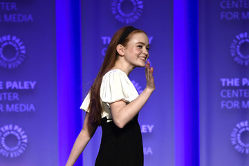 Sadie Sink The Paley Center For Media's 35th Annual PaleyFest Los Angeles - 'Stranger Things' - Inside