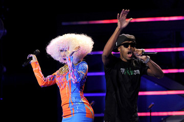 "Safaree Samuel The USO Presents ""VH1 Divas Salute The Troops"" - Show"