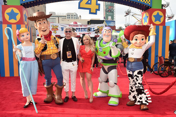Saffron Barker The World Premiere Of Disney And Pixar's 'TOY STORY 4'