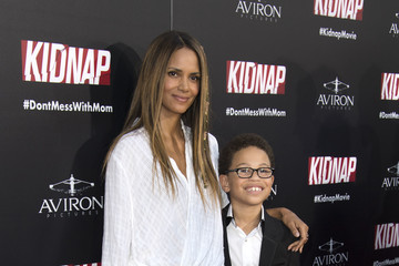 Sage Correa Premiere Of Aviron Pictures' 'Kidnap' - Arrivals