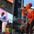 Sahr Ngaujah Let's Get This Show On The Street:  New 42 Celebrates NYC Arts Education