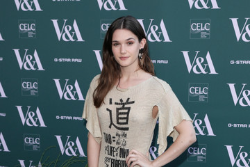 Sai Bennett Fashioned From Nature VIP Preview At V&A Museum - Red Carpet Arrivals