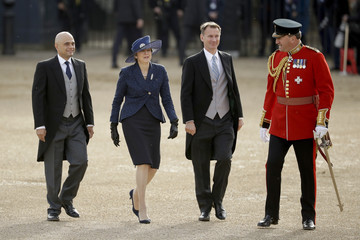Sajid Javid State Visit Of The King And Queen Of The Netherlands - Day One