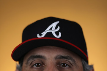 Sal Fasano Atlanta Braves Photo Day