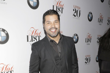 Sal Velez Jr Latina's 20th Anniversary Celebrating the Hollywood Hot List Honorees