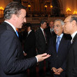 Salam Fayyad Reception At Buckingham Palace For Heads Of State And Government Attending The Opening Ceremony Of The Olympics