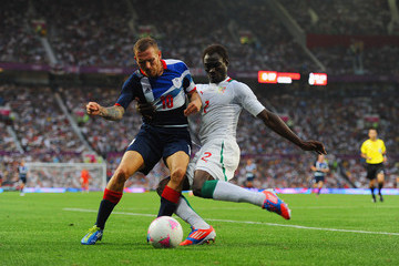 Saliou Ciss Olympics Day -1 - Men's Football - Great Britain v Senegal