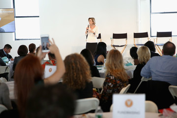 Sallie Krawcheck The Scale Collective Event