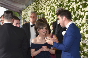 Sally Field 2017 Tony Awards - Red Carpet