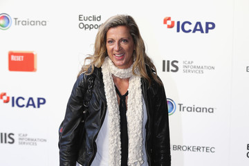 Sally Gunnell The Duke and Duchess of Cambridge Attend The ICAP Charity Day