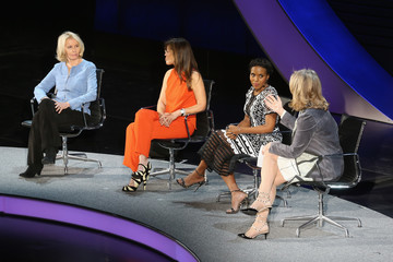 Sally Quinn Tina Brown's 7th Annual Women in the World Summit - Day 2