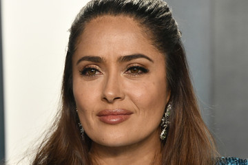 Salma Hayek 2020 Vanity Fair Oscar Party Hosted By Radhika Jones - Arrivals