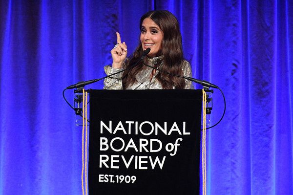 The National Board Of Review Annual Awards Gala - Inside