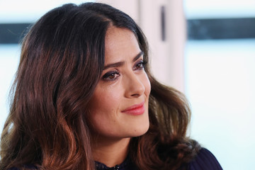 Salma Hayek Kering Talks Women In Motion At The 69th Cannes Film Festival