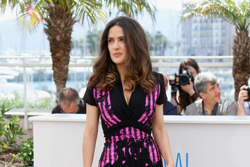 "Salma Hayek ""Hommage Au Cinema D'Animation"" Photocall - The 67th Annual Cannes Film Festival"