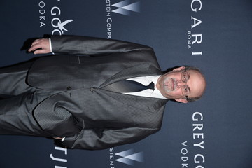 Salman Rushdie The Weinstein Company's Pre-Oscar Dinner in partnership with Bvlgari and Grey Goose