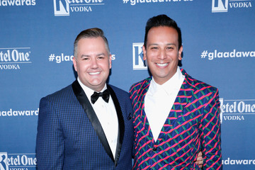 Salvador Camarena Ketel One Vodka Hosts the 27th Annual GLAAD Media Awards