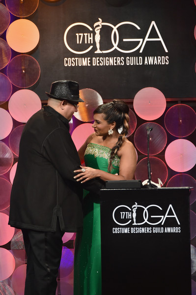17th Costume Designers Guild Awards With Presenting Sponsor Lacoste - Show