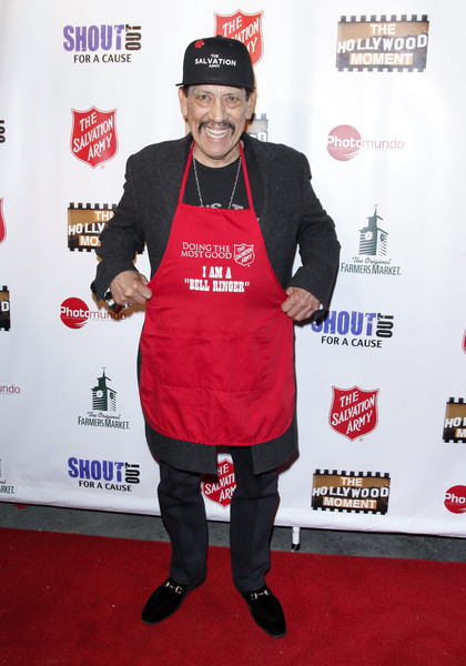 The Salvation Army Presents The 2019 Celebrity Red Kettle Kickoff Honoring Danny Trejo