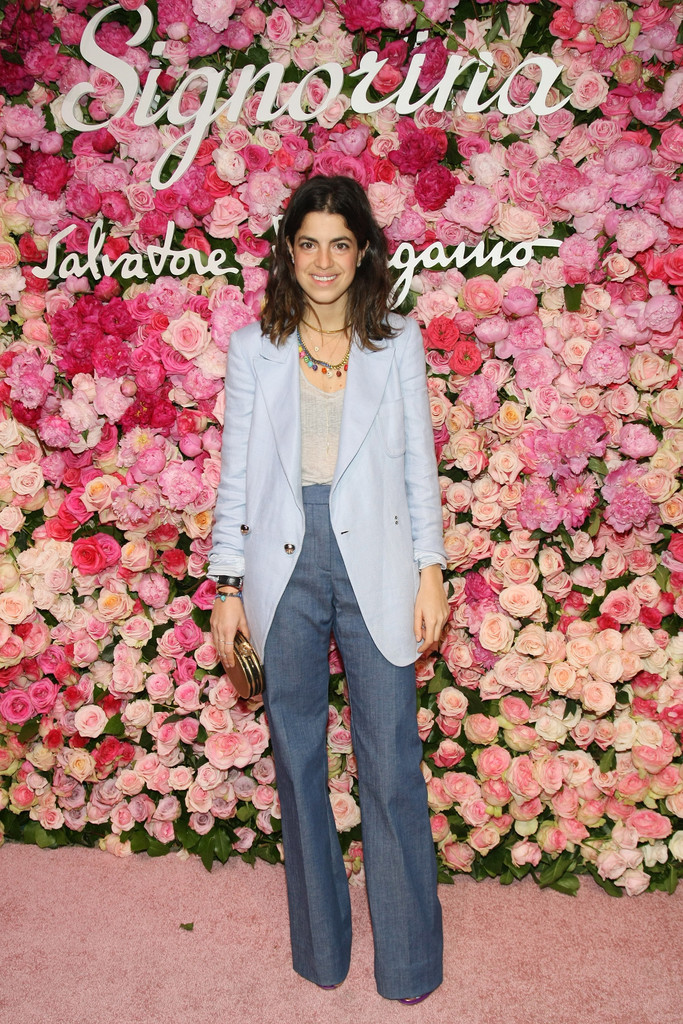 Leandra Medine attends the after party for the launch of Salvatore Ferragamo's Signorina fragrance at Palazzo Chupi on March 20, 2012 in New York City.