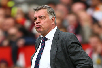 Sam Allardyce Manchester United v Crystal Palace - Premier League