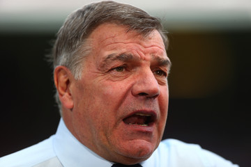 Sam Allardyce West Ham United v Tottenham Hotspur - Premier League