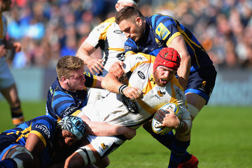 Sam Betty Worcester Warriors v Wasps - Aviva Premiership