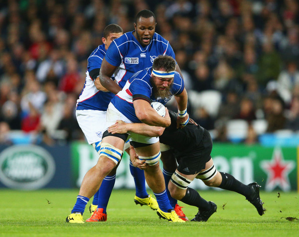 New Zealand v Namibia - Group C: Rugby World Cup 2015