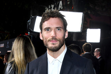 Sam Claflin Premiere Of Columbia Pictures' 'Charlies Angels' - Red Carpet