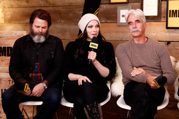 Sam Elliott The IMDb Studio at the 2017 Sundance Film Festival Featuring the Filmmaker Discovery Lounge, Presented by Amazon Video Direct: Day Three - 2017 Park City