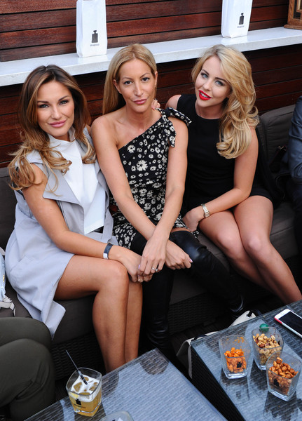 Guests Arrive to the DISARONNO Terrace in London